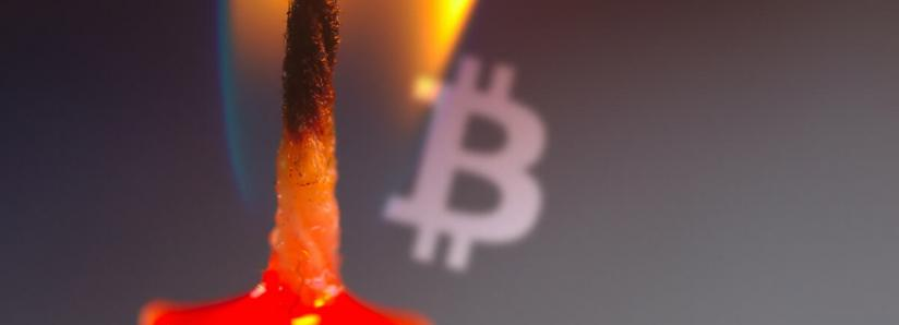 """Bitcoin """"scamwick"""" creates trail of destruction; leads to $50m in liquidations"""