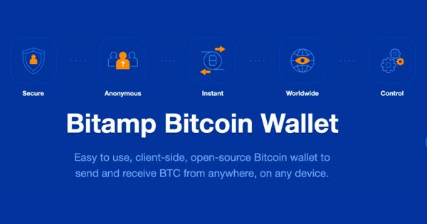 Bitamp launches open-source Bitcoin wallet