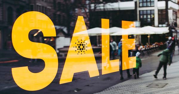 Crypto.com will run discounted sale of Cardano (ADA) at 50 percent off