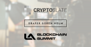 CryptoSlate partners with Draper Goren Holm and LA Blockchain Summit to further propel crypto and blockchain adoption