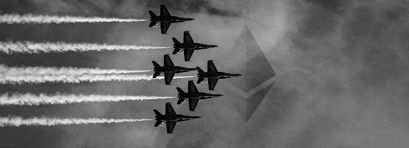 Ethereum sees booming demand as network utility continues growing