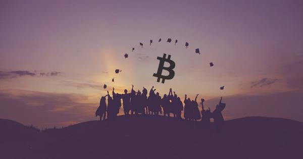 While the world struggles with crypto; China's toughest university exams are quizzing students on Bitcoin