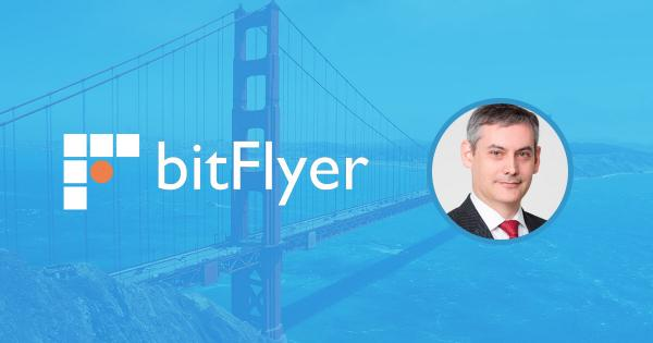 "bitFlyer USA COO on why it's focusing on less coins and the need for the ""separation between state and money"""