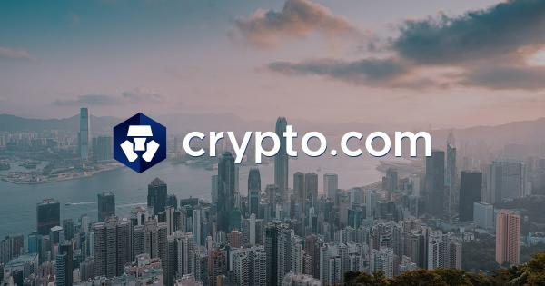 Hong Kong's Crypto.com receives privacy-based security certification, MCO Visa card and exchange users to benefit