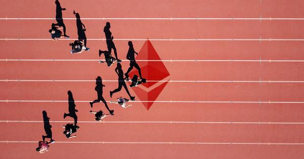 Ethereum reaches a major milestone as total unique wallet addresses surpasses that of Bitcoin