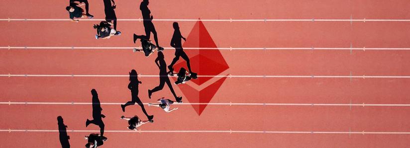 Ethereum reaches a major milestone as total unique wallet addresses surpasses that of Bitcoin