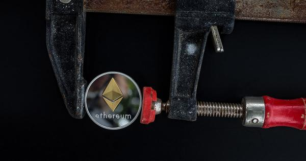 Miners begin offloading Ethereum holdings as it continues underperforming BTC