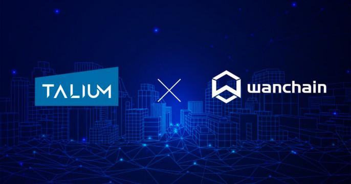 "STO Platform launches on Wanchain with Oracle Innovation Partner of the Year ""Talium"""