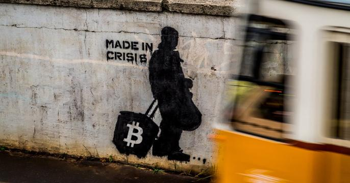 """""""Don't even think"""" crypto will be immune to a derivative crisis: Bitcoin whale"""