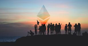 A surprisingly large portion of Ethereum's user base comes from non-DeFi apps