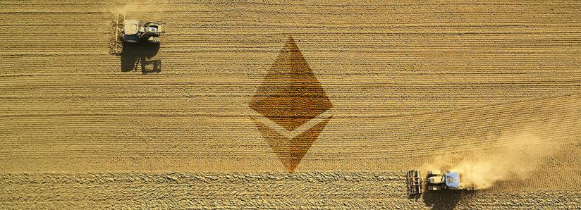 Yield farming frenzy has led to massive Ethereum, Tether withdrawals in China