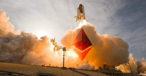 As Ethereum skyrockets, 71% of ETH addresses are now in profit, setting a two-year high