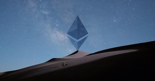 Why one VC expects Ethereum to continue gaining value against BTC in coming years