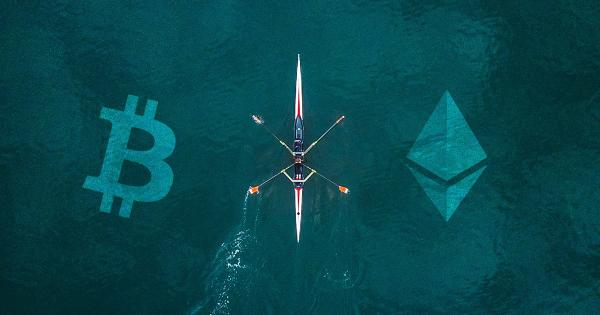 Top VC says that Ethereum and Bitcoin may race each other to $1 trillion valuation