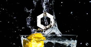 A $20m decentralized Chainlink (LINK) short was just liquidated on Aave