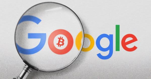 Google Trends data shows retail investors may soon flood into the crypto market