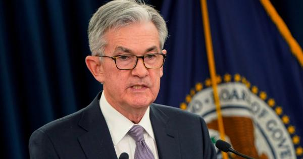 Crypto community celebrates as CNBC includes Bitcoin in Jerome Powell speech coverage