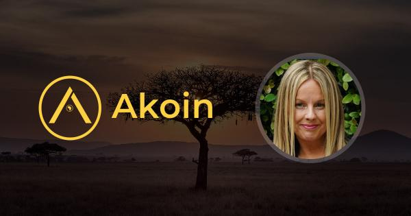 Akoin co-founder Lynn Liss on building the financial tools for Africa to become a crypto powerhouse