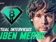 'Coldest' crypto wallet founder Ruben Merre discusses Bitcoin as a savior, algorithmic stablecoins, and the DeFi craziness