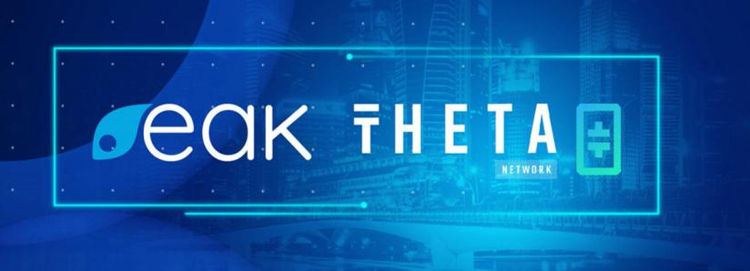 EAK Signs Blockchain Video Delivery Network Theta Labs
