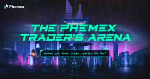 Join The Phemex Trader's Arena Competition – 100 BTC on the line!