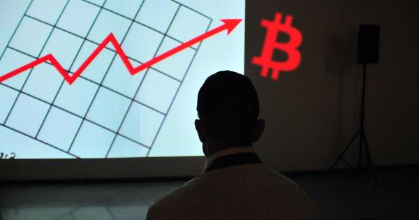 "New Bitcoin addresses shoot ""off the charts"" despite price drop"