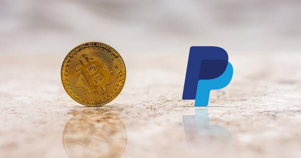 PayPal to enable users to buy crypto assets, fueling strong Bitcoin momentum