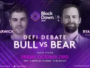 Ryan Selkis and Synthetix founder Kain Warwick face-off to debate DeFi's future at BlockDown 3.0