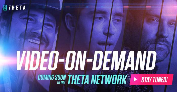 Theta Network set to launch Video on Demand (VOD) Launch Event with Blockchains biggest influencers