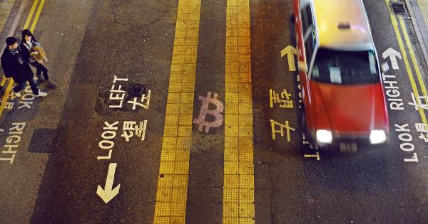 Bitcoin sees threat from Hong Kong's new crypto regulation