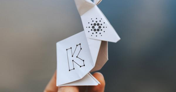 This shift in the k-parameter marks the next phase of Cardano's decentralization