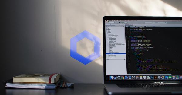Chainlink sees bump in development activity despite LINK plunging 10%