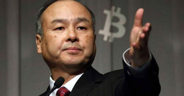 """Softbank CEO sold Bitcoin at a $130m loss after getting """"too distracted"""""""