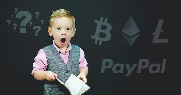 Why crypto communities are baffled by PayPal's Bitcoin and Ethereum descriptions