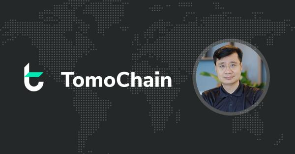 TomoChain CEO on Ethereum scalability, DeFi, and benefits of level-2 solutions