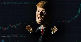$TRUMP zooms to top-performing prediction market crypto amidst US elections, $BIDEN falls 50%