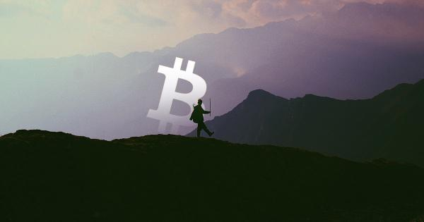 Ex-Goldman Sachs executive with 98% of his net worth in crypto warns of strong Bitcoin correction