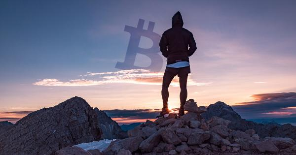 Local top? Why Bitcoin traders are starting to get slightly cautious