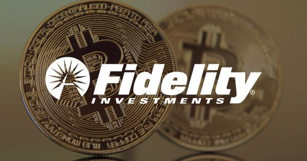 $5 trillion asset manager Fidelity applies for Bitcoin ETF