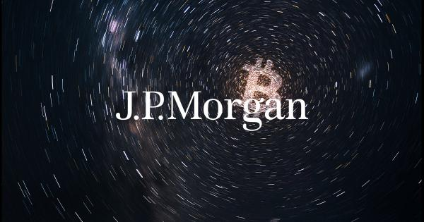 JPMorgan explains how easy it is for Bitcoin's market cap to explode by hundreds of billions