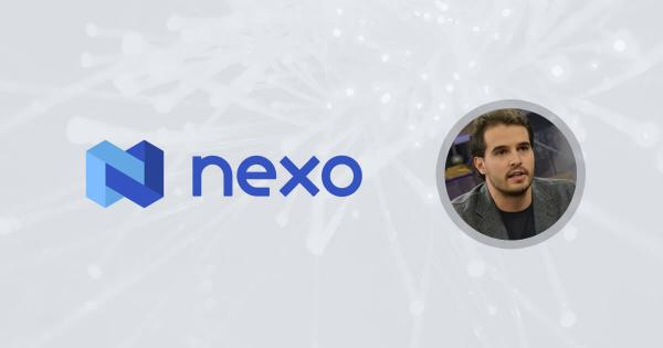 Nexo founder on importance of crypto lending insurance and the differences between the 2017 and 2020 Bitcoin bull run