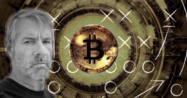 World's first Bitcoin playbook to be announced by Microstrategy