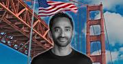 Early Bitcoin advocate Chamath Palihapitiya to contest for California governor