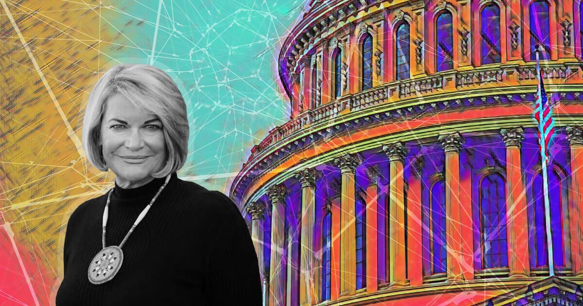 US Senator Cynthia Lummis says Bitcoin should be part of 'retirement portfolio'
