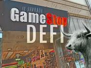 DeFi bulls continue to roar as Gamestop (GME) saga continues