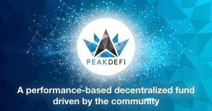 Join PEAKDEFI – a safer way to grow your wealth