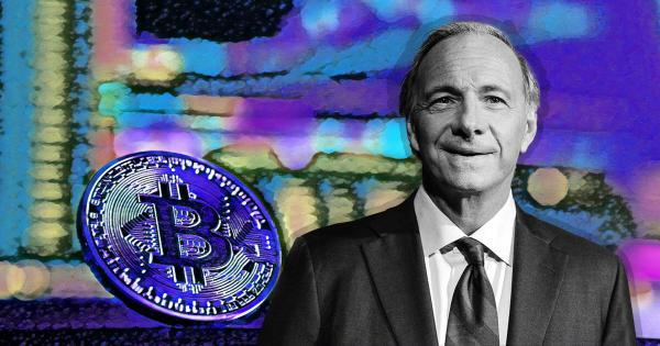 """Ray Dalio clarifies his position on Bitcoin saying he """"greatly admires"""" it"""