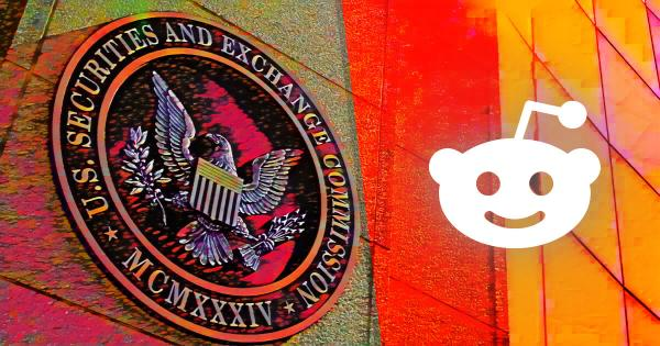 SEC to 'closely review' actions of Robinhood and merry Redditors