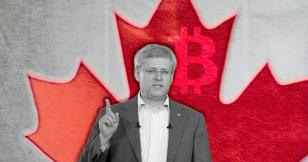 Former Canadian PM says Bitcoin can be one of the world's reserve currencies