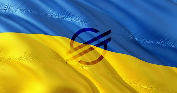 XLM bumps to $0.15 as Ukraine selects Stellar for its CBDC
